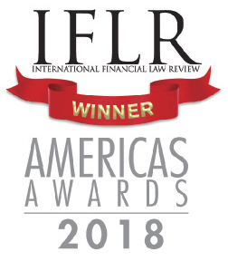 NATIONAL FIRM OF THE YEAR 2018 AND 2015