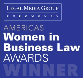 FIRMA PERUANA DEL AÑO 2018 AMERICAS WOMEN IN BUSINESS LAW 2018